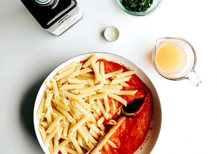 sarten-pasta