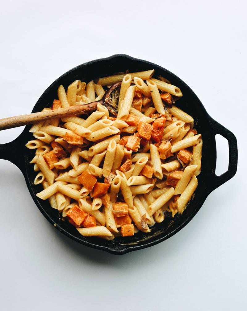 pasta-ayote-leche-de-coco