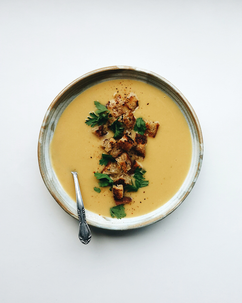 sopa-vegana-frijoles-blancos