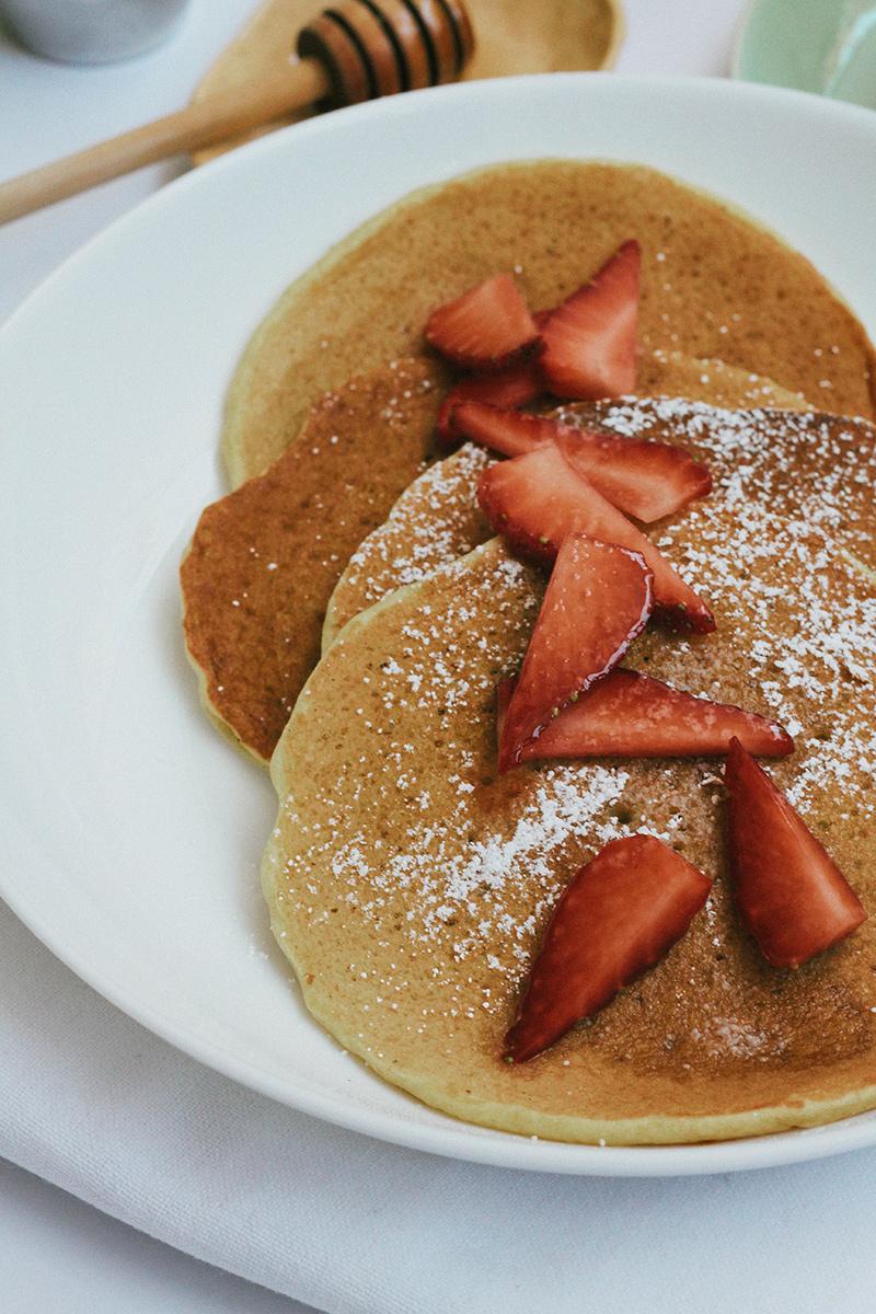 pancakes-veganos